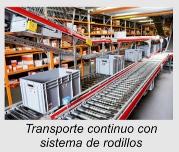 transporte continuo